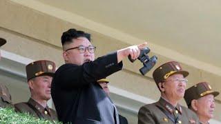 North Korea's Kim Jong Un makes secret visit to China