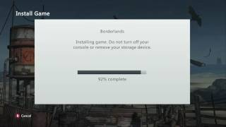 How To Install Your Xbox 360 Games On To Your Hard Drive