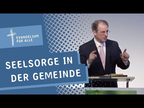 Seelsorge In Der Gemeinde. Michael Happle, 21.01.2018