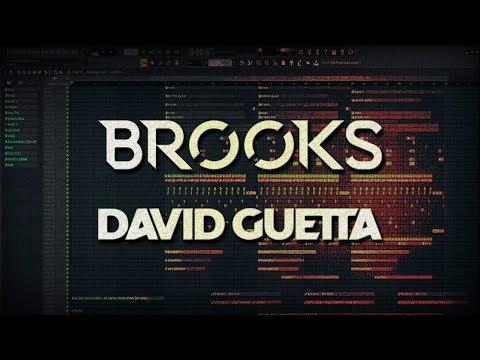 Brooks & David Guetta - ID (When You're Gone) [FL Studio Remake + FREE FLP]