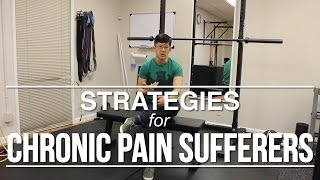 two simple effective strategies for chronic pain sufferers