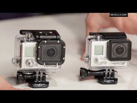 Thumbnail for GoPro Hero3+ Black vs Hero3 Black Camera Comparison
