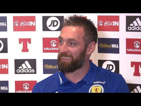 Allan McGregor Full Pre-Match Press Conference - Scotland vs Costa Rica
