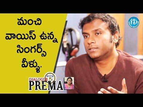 Anup Rubens About Singer Adnan Sami   Dialogue With Prema