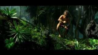 Тарзан, 2013   русский трейлер тизер