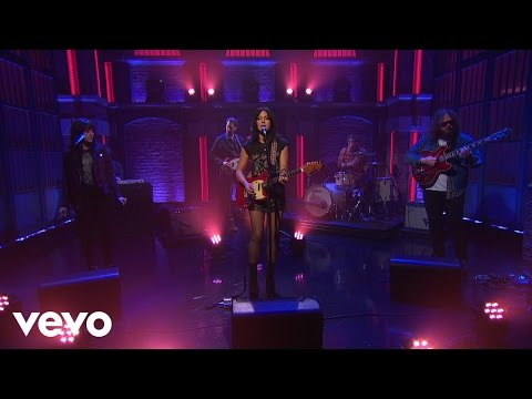 Michelle Branch  Best You Ever  On Seth Meyers  2017
