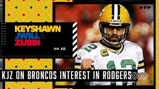 Is it too late for the Broncos to bring in Aaron Rodgers?