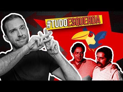 TUDO ESQUERDA - por Vinicius Poit