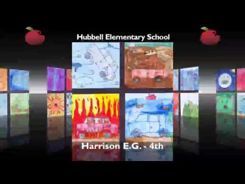 Hubbell Elementary School - Red Apple Gallery