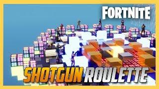 Fortnite Creative Shotgun Roulette! New Map, More Danger! | Swiftor