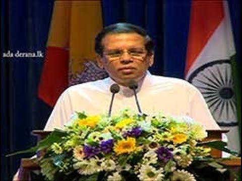President emphasizes need to eradicate poverty in Sri Lanka (English)