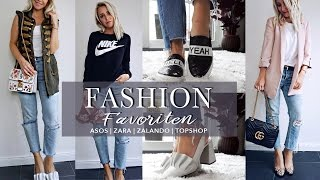 FASHION FAVORITEN SPRING EDITION 🌸 !  Zara, Topshop, Asos, Zalando