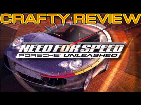 Need For Speed: PORSCHE - Craftyho dětství! - český review (Crafty)