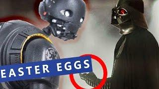 10 EASTER EGGS und Anspielungen in ROGUE ONE