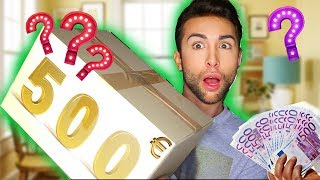 500$ SURPRISE BOX *APPLE PRODUCTS*! | GIANMARCO ZAGATO