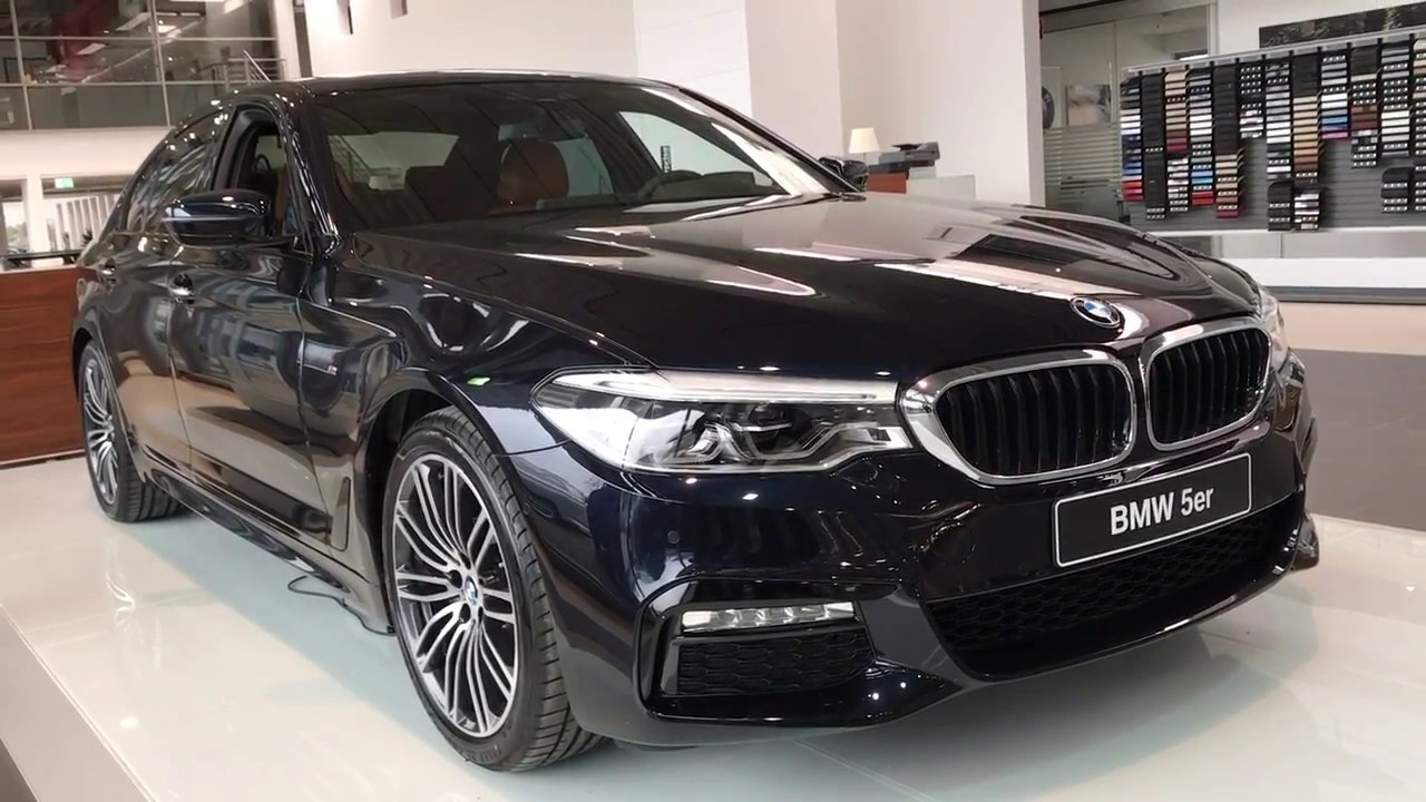 bmw 5 series g30 luxury x drive youtube. Black Bedroom Furniture Sets. Home Design Ideas