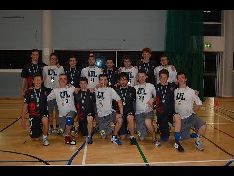 UL Vs UCC Indoor IV's Final 2014