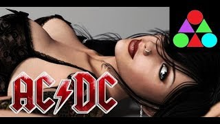 AC/DC - Highway to Hell  english Lyrics Subtitles UPL