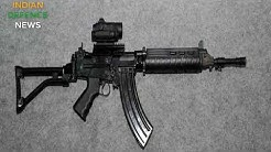 CRPF approves Trichy Assault Rifle after tests