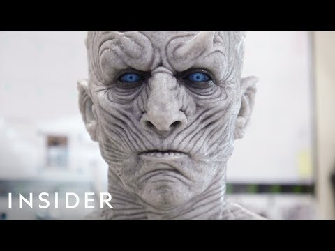 How The Prosthetics From &39;Game Of Thrones&39; Are Made  Movies Insider