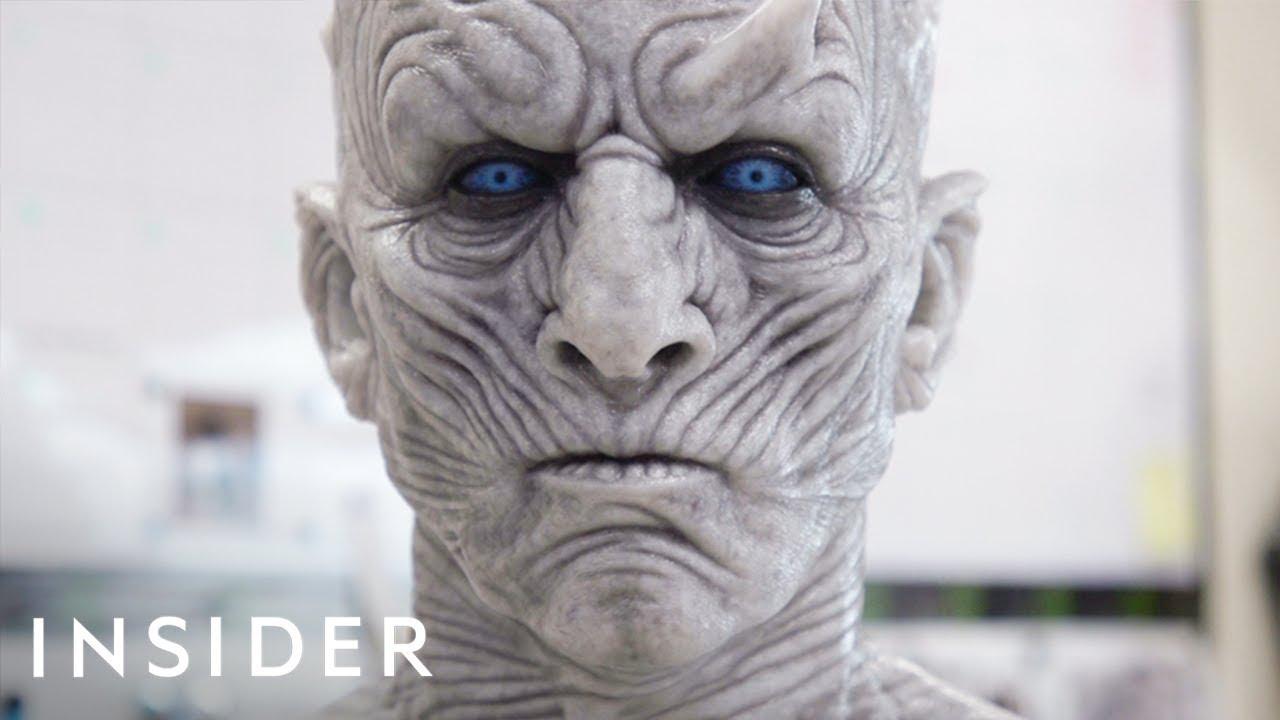 Како се прават простетичките маски на ликовите од Game of Thrones?