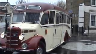 Ages Past Vintage Bus and Coaches in action