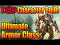 Impenetrable DnD Armor Class 5e Character Builds