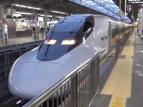 JR西日本 山陽新幹線 こだま731...