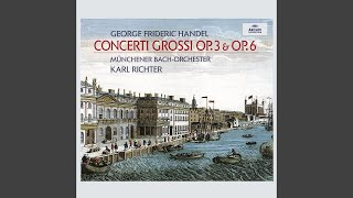 Handel: Concerto grosso in F, Op.3, No.4 - 4. Minuetto