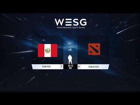 Peru vs Ultima - Wesg 2017 - G2