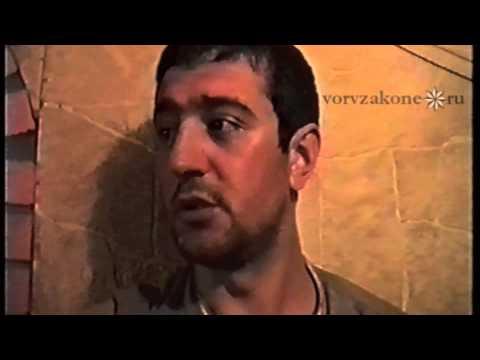 вор в законе Бахыш Алиев (Ваха) - то есть где твоё прописка?