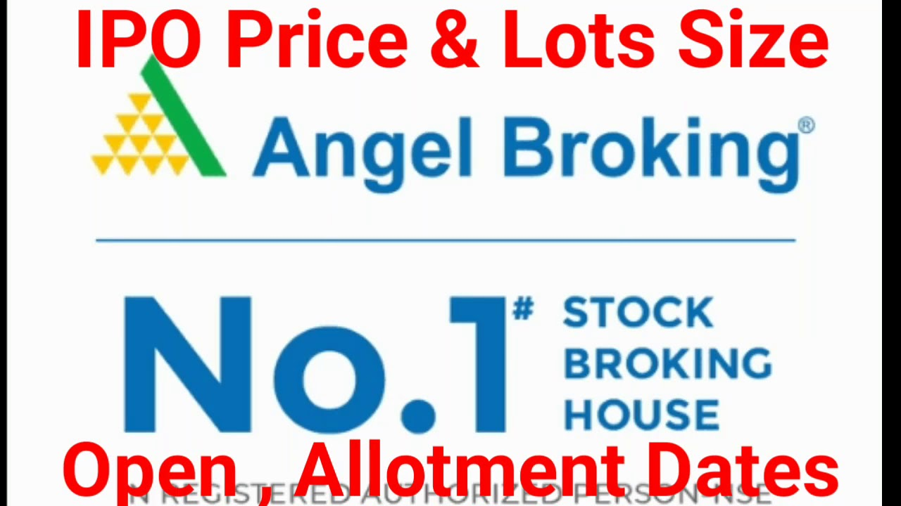 How To Apply Angel Broking Ipo Price Band Check Allotment Status Listing Date Youtube