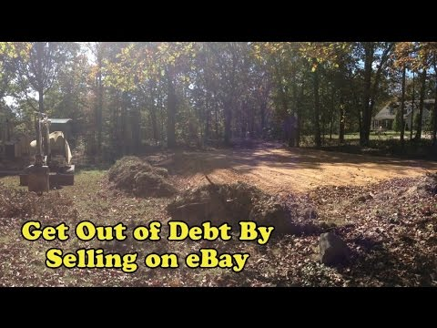 Scavenger Life Episode 281: Get Out of Debt By Selling on eBay