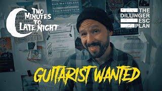 Guitarist Wanted 01: Ben Weinman