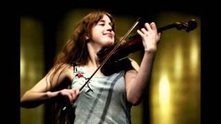 "Vilde Frang performs Sibelius Violin Concerto 3rd mvt ""Allegro, ma non tanto"""