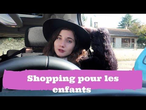 SHOPPING POUR LES ENFANTS ! - ALLO MAMAN 04.12
