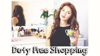 Много косметики. Покупки из Duty Free [ все нашлось ](, 2014-10-18T11:36:53.000Z)