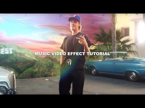 DJ KHALED - NO BRAINER MUSIC VIDEO EFFECT TUTORIAL (ADOBE PREMIERE PRO CC)
