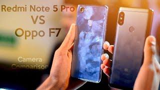 Oppo F7 vs Xiaomi Redmi Note 5 Pro Camera Comparison With Samples