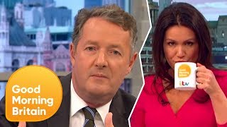 Susanna Reid Takes on Piers Morgan! | Good Morning Britain