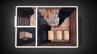 Rust [Гайд] - Новый анти рейд бункер