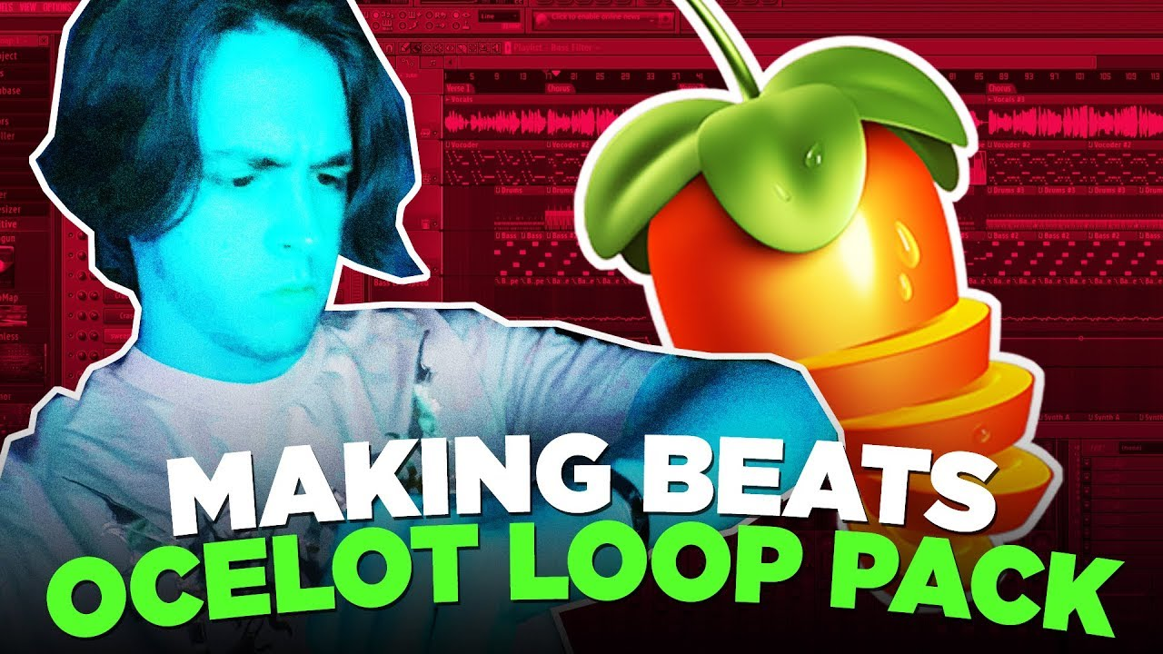 NICK MIRA MAKES A BUNCH OF FIRE BEATS WITH OCELOT MELODY PACK 🔥🔥