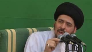 كيف يساهم كل إنسان في ترسيخ الدين على الأرض - السيد منير الخباز