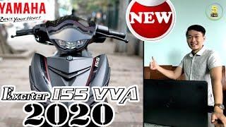 Exciter 155 VVA 2020 ▶️ Hình ảnh đầu đèn Exciter 155 mới cực NGẦU 🔴 TOP 5 ĐAM MÊ