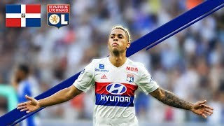 Mariano Díaz • All 14 goals scored for Olympique Lyon • 2017/18