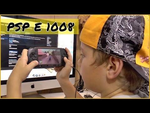 Обзор ТОП 30 игр прошитая Sony PlayStation Portable PSP E 1008 | GTA 5