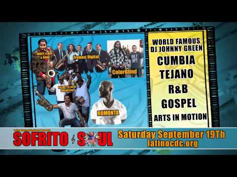 Sofrito & Soul Music and Food Festival