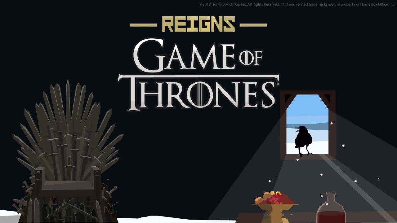 Состоялся выход новой игры по Game of Thrones, в которой вам нужно завладеть железным троном