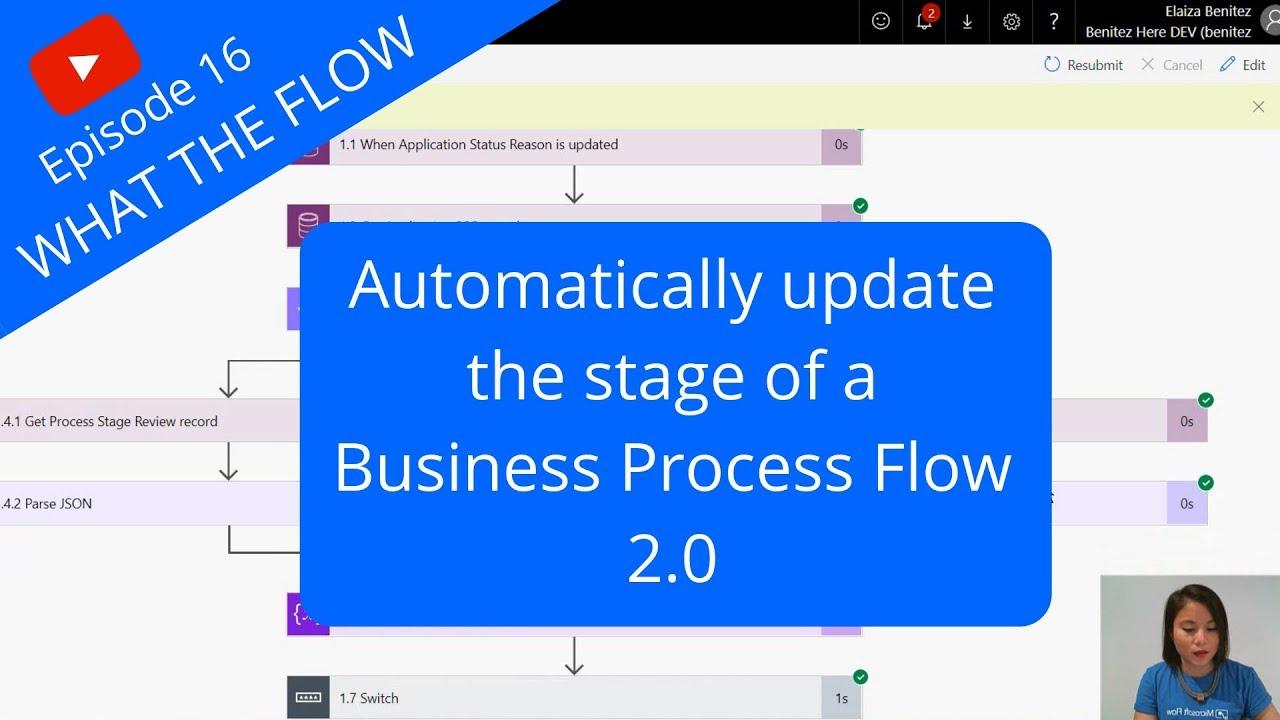 Formatdatetime flow