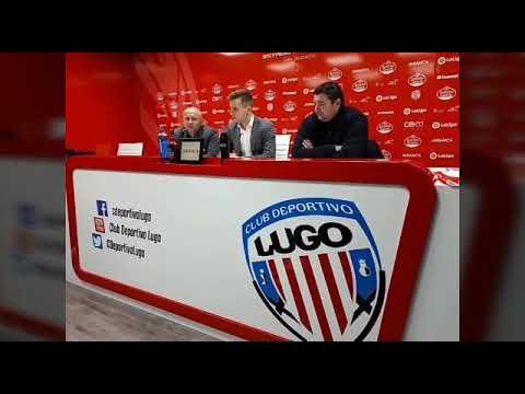 """Lebedenko: """"Creo que el Lugo es perfecto para mí, para crecer"""""""